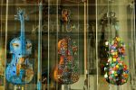 Ornamented violins 1 - Lugano by wildplaces
