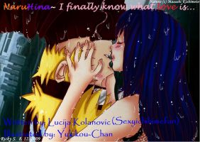 Naruhina- I finally know what love is... by sexyichihimefan