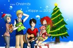 Merry Christmas by MiNsEi