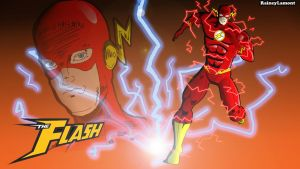flash wallpaper by RaineyLamont by Raineylamont