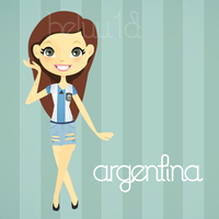 Doll Argentina by Beluu1D