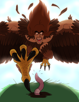 Day 1: Harpy by geekgirl8