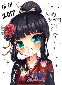 Dia by Pemiin