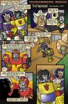 First Impression by Transformers-Mosaic