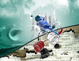 The Blue jay project by snowboarder371