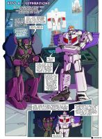 The Transformers: Differentiation - p11 - Ita by M3Gr1ml0ck