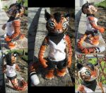 My first Fimo Sculpt by minihumanoid