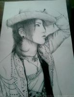the GazettE - Ruki by School-Out-Llamas