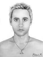 Jared Leto 4 by Mella-M91