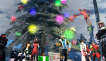 Some Tree With A Bunch Of Lights (Gmod) by Herioc107