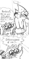Are you embarrassed of me?.. by BroGirl62