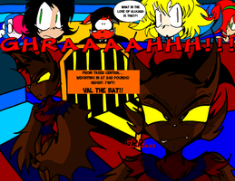 UCF Flashpoint 6 Way Vixens Title Match pg 6 by ralphbear