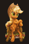 Seat of Apples by AssasinMonkey