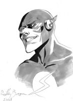 The Flash by ReillyBrown