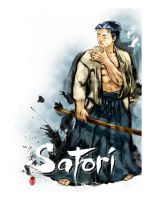 SATORI Cover 2 by Kanthesis