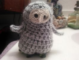 Baby Owl by Moon-Crafter