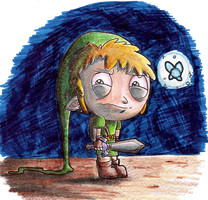 Link: The Legend of the Sleep-Deprived by Mazdi