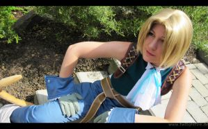 Final Fantasy - Zidane by kayleighloire
