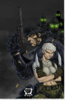 Metal Gear Solid by RSB13