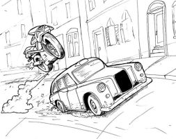 London Chase by Charger426