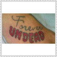 Forever Undead by SqueekAndDestroy