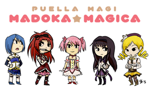 Puella Magi Madoka Magica: Wind Waker edition by Invader-Zimie