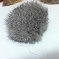 fur keyrings by whenwolveshowl