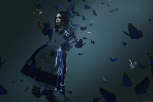 Alice:Madness Returns_Evanescence by SoranoSuzu