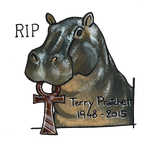 RIP Terry Pratchett by Qsy-and-Acchan