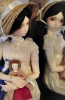 Another doll? by tetradeka