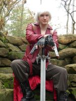 Cosplay: Dante by SonicRTR