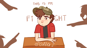 This is my fight song SIMV - Gravity Falls by xNighten
