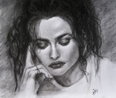 Helena Bonham Carter by n-11