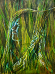 Forest Gumption by stream-reflections
