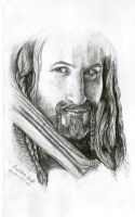 Fili the dwarf by Siellen