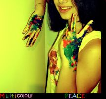 Paint Peace by Bebeco
