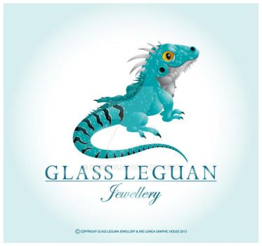 Glass Leguan by ud120182