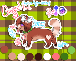 Ginger Reference Sheet v2 2012 by tsubukichi