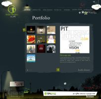 total design site by night by Nedz-13