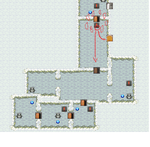 Basalt Halls Map Pages 2-5 by byona
