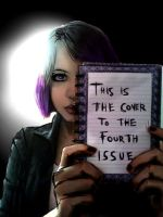 This is the cover to the fourth issue by Evymonster9406