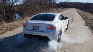 FR-S Burnout by joerayphoto