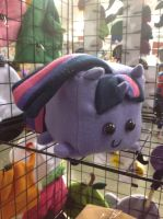 Preview Twilight Sparkle Companion Pony Cube by cutekick