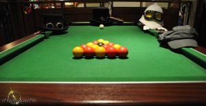 The Great Game by Leadmill