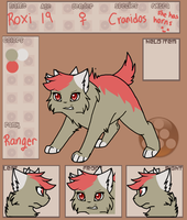 Pocket Felines App- Roxi by DevilsRealm