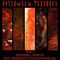 Halloween Textures Pack 1 by BFstock
