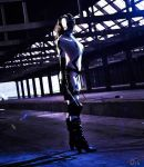 Cluster - Lady Fantomex by GambetteCosplay
