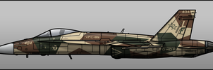 Showstoppers F/A-18C by Jetfreak-7