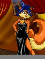 Carmelita Fox Full Color by TavoGDL