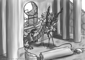 Aladdin to Morgrim by Gwennafran